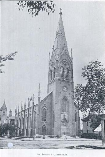 La Crosse Cathedral 1950
